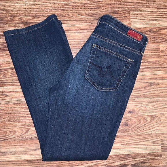 Ag Adriano Goldschmied Denim - Adriano Goldschmied Mid-Rise Angel Bootcut Jeans